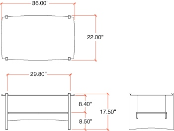 Coffee Table Sizes Coffee Table Dimensions Standard. Latest Busbyus Bakerus  Dozen