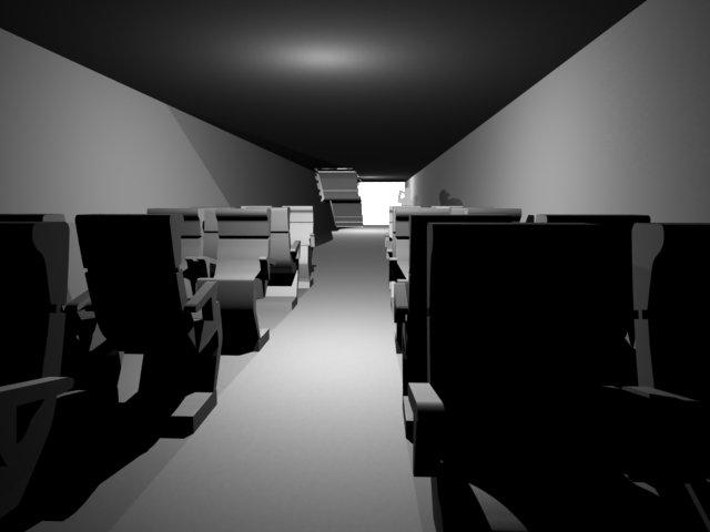 Final Train Project renderings
