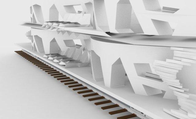 train render2