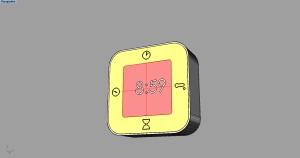 digital clock 02