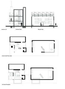 Elevation floorplanA
