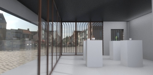 exhibition space, still image.93