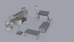 mixed furniture 1