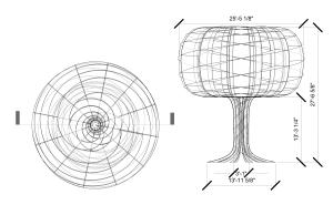 tree, line drawings2b