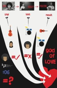 god of love copy