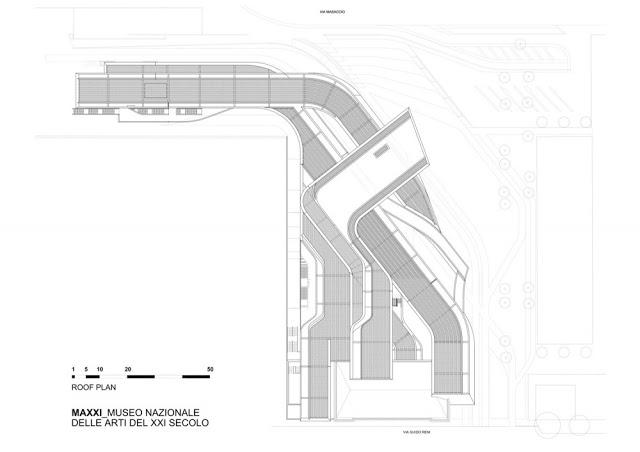 MAXXI Museum  By Zaha Hadid Architects-Photographs Iwan Baan-20