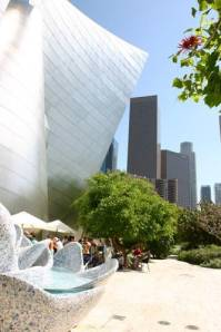 Walt Disney Concert Hall, Downtown Los Angeles, California