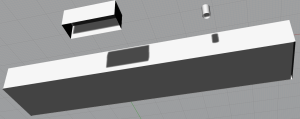 Extrude - View from below