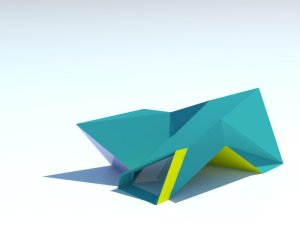 faceted 3