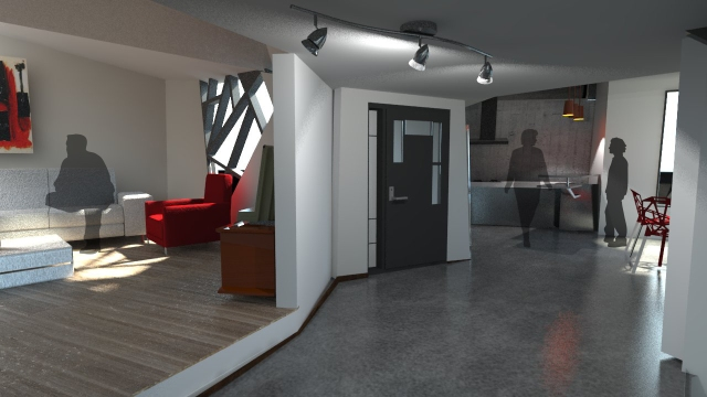 Render 2 Entrance w people