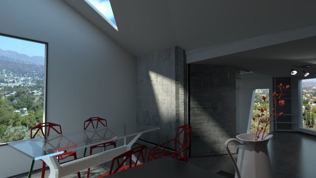 Render 3 Kitchen