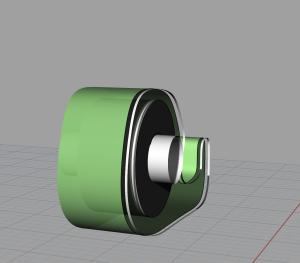 rolls of tape