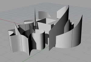 My Frank Gehry Design
