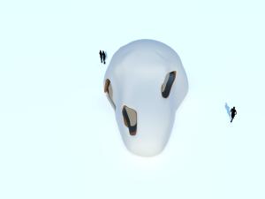 top axon white