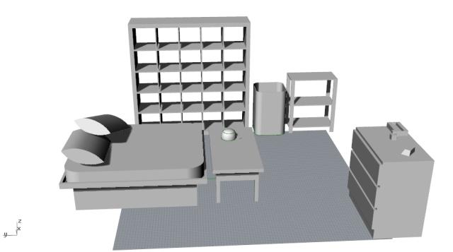 50OB bedroom