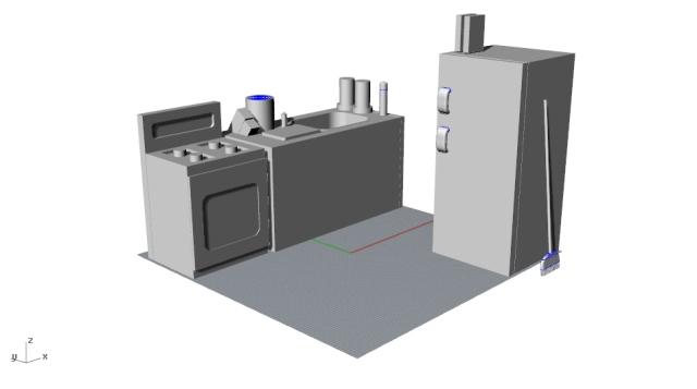 50OB kitchen
