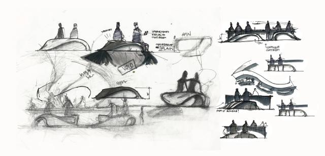 Alvin Oei - Art Center College of Design - DP01 - T Splines Chair 2b