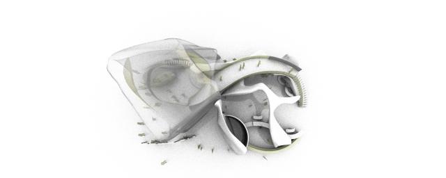 Alvin Oei - Art Center College of Designfloor plan 1