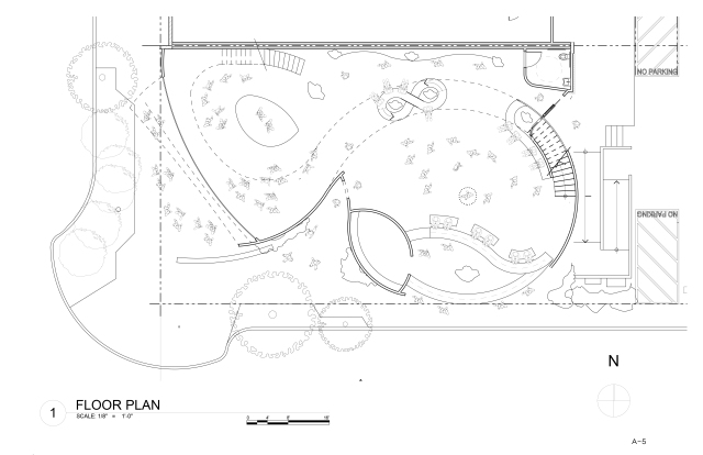 A-5 FLOOR PLAN 1_8 _ Layout