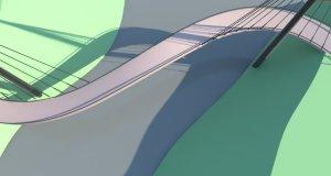 bridge tilt down