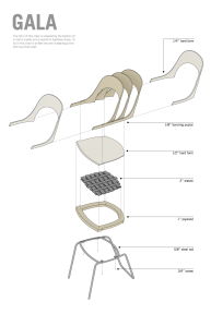 chair axon