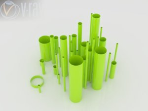 cylindars