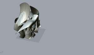 Gehry style structure2