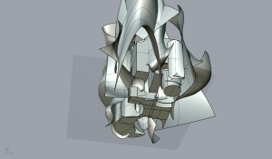 Gehry style structure3