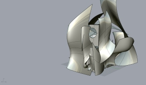 Gehry style structure4