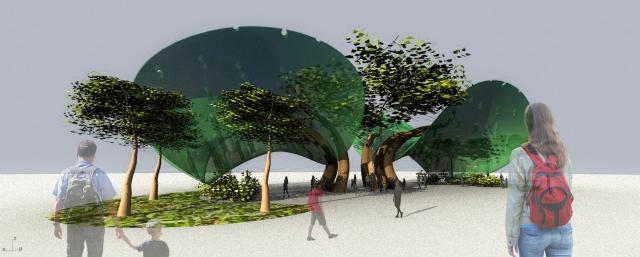 Alvin Oei - Art Center College of Design - Tree 2