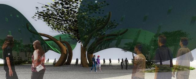 Alvin Oei - Art Center College of Design - Tree 1