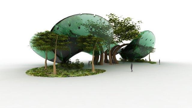Alvin Oei - Art Center College of Design - Tree 4