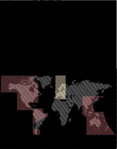 global burberry map