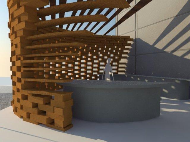 model render4