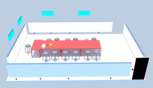 A4 classroom side rendered3