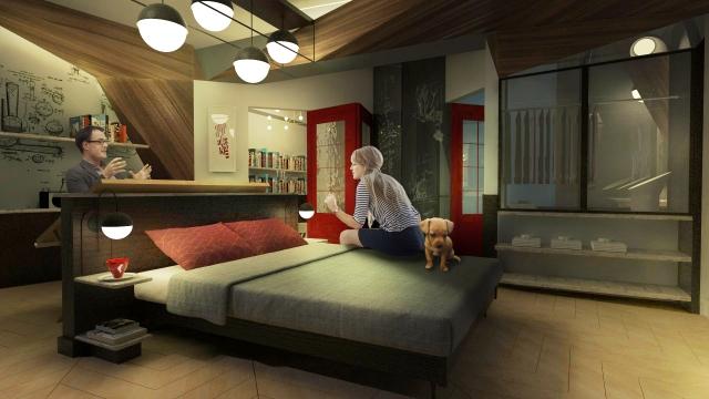 Ausloser Guest Room