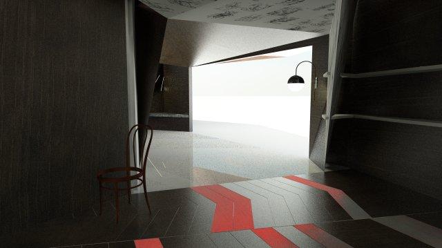 Alvin Oei - Art Center College of Design - Design Lab 3 - Ausloser Projects - Test Render 004
