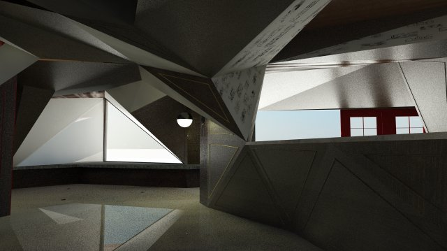 Alvin Oei - Art Center College of Design - Design Lab 3 - Ausloser Projects - Test Render 006