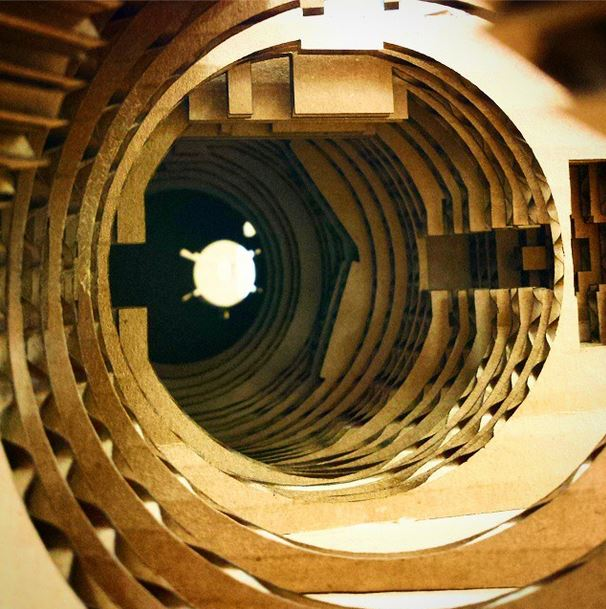 Alvin Oei - Art Center College of Design - R2s Void Space