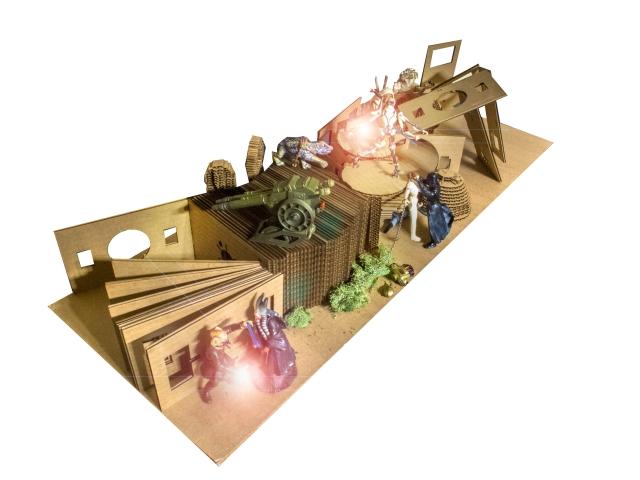 Alvin Oei - Art Center College of Design - Star Wars Battle 2