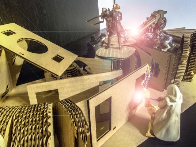 Alvin Oei - Art Center College of Design - Star Wars Battle 3