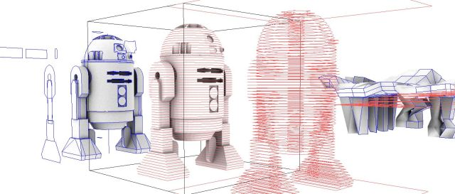 Alvin Oei - Art Center College of Design - Star Wars Battle R2d2