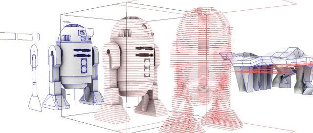 Alvin Oei - Art Center College of Design - Star Wars Battle R2d2