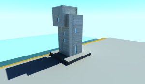 ando building
