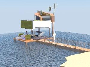 beach house view 1