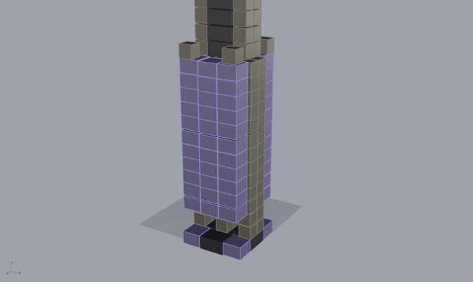 Tower- Close Up