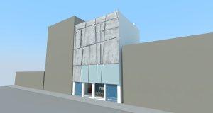 facade render4