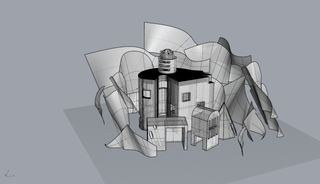 GEHRY's style + BOOLEAN