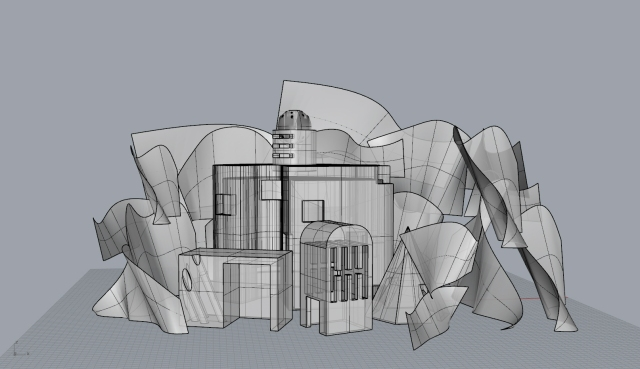 GEHRY + BOOLEAN1