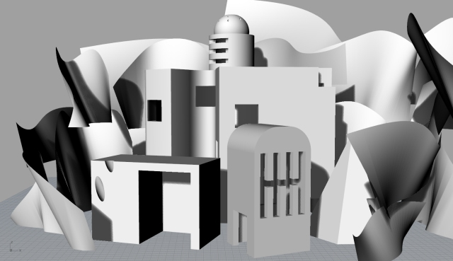 GEHRY + BOOLEAN2